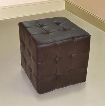 """прикроватный пуф """"Куб 2″"""