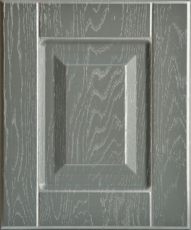 Дуб фактура серый Серебро