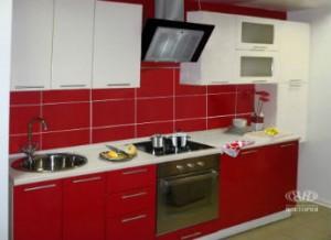 кухни цветные