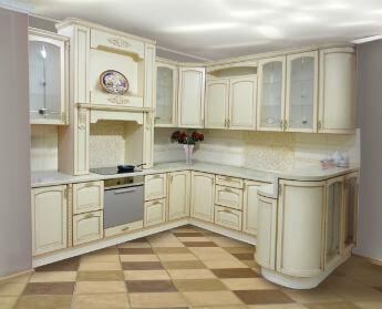 Кухонный гарнитур Альбертина