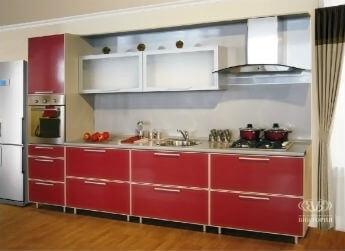 Кухонный гарнитур Квадро
