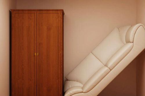 Как грамотно расставить мебель в спальне