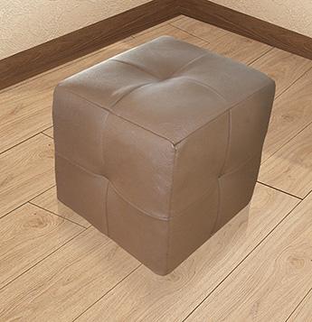 """прикроватный пуф """"Куб 1″"""