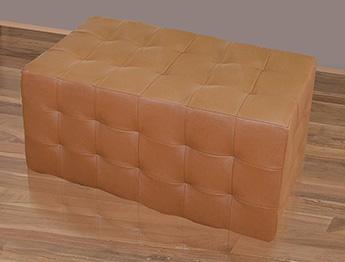 """прикроватный пуф """"Куб 2 большой"""""""