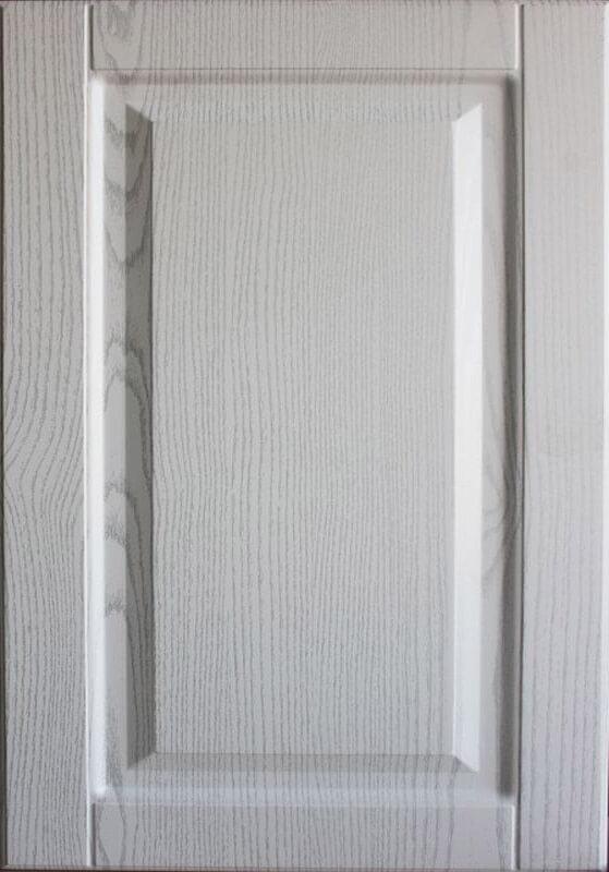 кантри белый серебро