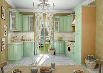 Кухонный гарнитур Анастасия