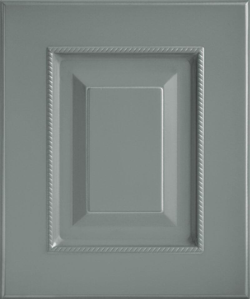Темно-серый + серебро