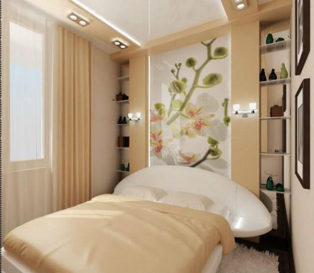 Как гармонично расставить мебель в спальне
